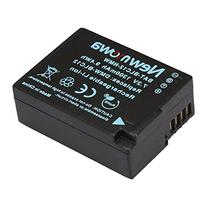 Newmowa Fully Decoded DMW-BLC12 Battery  and Charger kit for