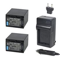 Newmowa NP-FV100 Battery  and Charger kit for Sony NP-FV100