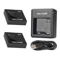 Newmowa 1200mAh Rechargeable Battery  and Dual USB Charger