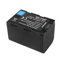Newmowa Rechargeable SSL-JVC50 Li-ion Battery for JVC GY-