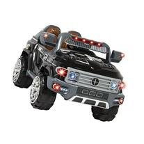 Best Choice Products Kids 12V MP3 Truck Car with LED Lights