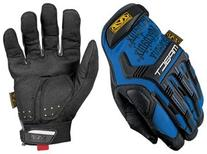 Mechanix M-Pact Glove in Blue - Medium