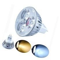 Excellent 4W MR16 LED Bulbs Spotlight Bulbs Warm White