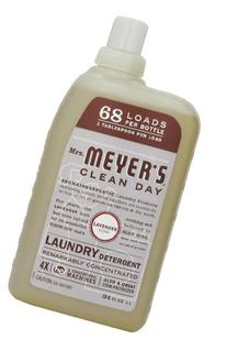 Mrs. Meyer's Clean Day Liquid Laundry Detergent, Lavender,