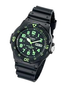 Casio Men's MRW200H-3BV Neo-Display Sport Watch