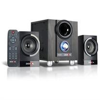 AXESS MSBT3907 2.1 Bluetooth Mini Entertainment System W /