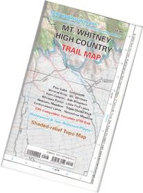 Mt. Whitney High CountryTrail Map