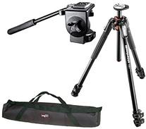 Manfrotto MT190XPRO3 190 Aluminium 3-Section Tripod and