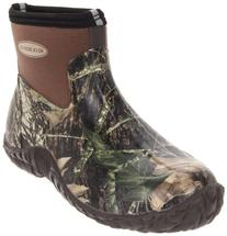 MuckBoots Camo Camp Hunting Boot,Mossy Oak Break-Up,13 M US