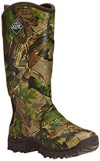 MuckBoots Men's Pursuit Snake Proof Hunting Boot, Realtree,