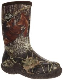 Muck Boots Kids Fieldblazer II Mossy Oak Break Up Boot -