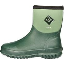 The Original MuckBoots Adult Scrub Boot,Garden Green,9 M US
