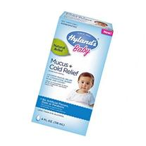 Hyland's Baby Mucus and Cold Relief - 4 Ounce