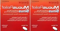 Mucus Relief PE Guaifenesin 400 mg Expectorant and