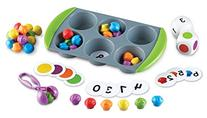 Learning Resources LER5556 Mini Muffin Match Up, Assorted