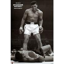 Muhammad Ali  Sports Poster Print by Generic