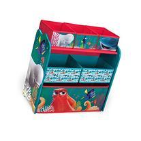 Delta Children Multi-Bin Toy Organizer, Disney/Pixar Finding