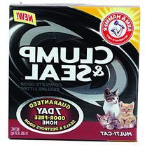 Arm & Hammer Multi-Cat Clump & Seal Clumping Litter, 14-
