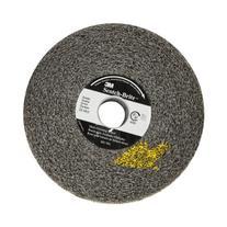 Scotch-Brite Multi-Finishing Wheel, Silicon Carbide, 6000