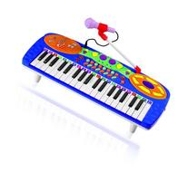 Multi Functional Electronic Keyboard with Microphone for