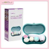 Loel Multi-functional 4-in-1 Facial Brush Kit Cleaning