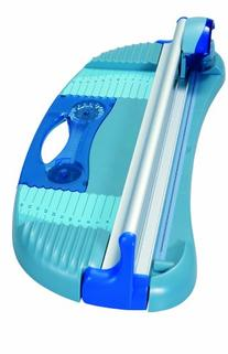 Maped Multi-Cut Paper Trimmer, Includes 4 Blades, 5 Sheet