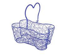 Buddy's Line Multi-Purpose Bone-Shaped Wire Basket, 14-Inch