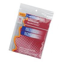Multi Temp Mini Glue Sticks-5/16X4 30/Pkg