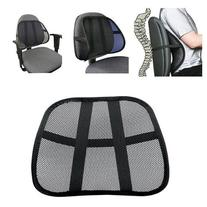 Multi-use Mesh Lumbar Support System Cushion by BDK