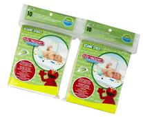 Neat Solutions Multi Use Pads - Sesame Street - 10 ct