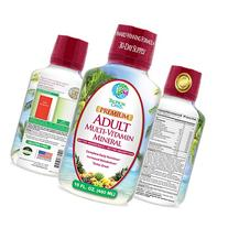Tropical Oasis Multi Vitamin and Mineral Liquid Supplement