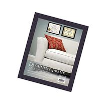 """BAZIC 8.5"""" X 11"""" Multipurpose Document Frame with Glass"""