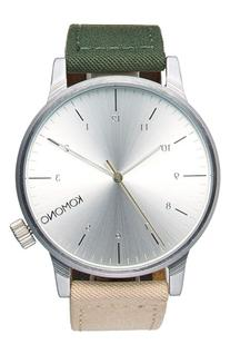 Men's Komono 'Winston Heritage' Multitoned Canvas Strap