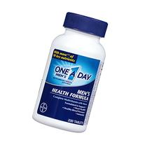 One-A-Day Multivitamin, Men's Health Formula , 200 Tablet