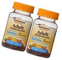 Sundown Naturals Adult Multivitamin Gummies, 50 Count