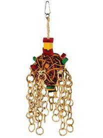 Paradise Toys Munch 'n Crunch Is Hanging, 5-Inch W by 15-
