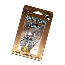 Munchkin Undead Card Game SJG1499 Steve Jackson Games