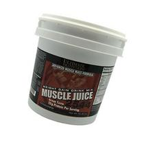 Muscle Juice Weight Gainer Chocolate 10.45 lbs