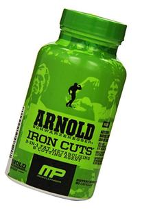 Muscle Pharm Arnold Schwarzenegger Series Iron Cuts Fat