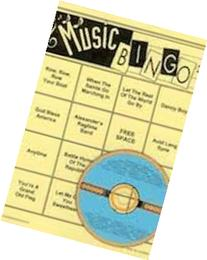 Music Bingo 1 for Seniors-by Elder Group Games