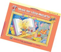 Music for Little Mozarts: Music Workbook One