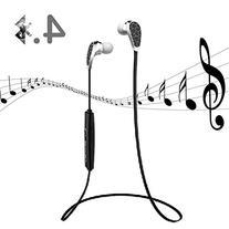 Cooligg Music Talk Bluetooth V4.1 Sport Sweatproof Earbuds
