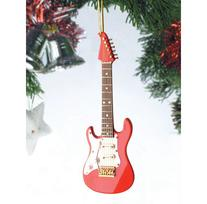 """Broadway Gifts Company Musical Ornament, 5"""" Red Electric"""
