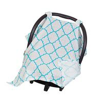 Maddie Moo Muslin Carseat Canopy - Car Seat Canopy for