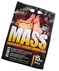 Mutant MASS Gainer, Ultimate Size and Strength Gainer For