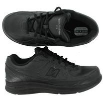 New Balance Men's MW577 Black Walking Shoe - 9.5 2E US