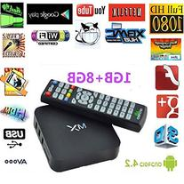 Luxebell MX Android 4.2 Jelly Bean Dual Core XBMC Streaming