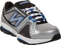 New Balance Men's MX1211 Fitness Conditioning Shoe,Silver/