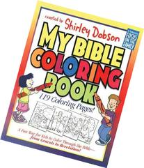 My Bible Coloring Book: A Fun Way for Kids to Color through