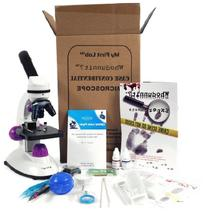 My First Lab Whodunnit? Forensic Microscope Kit